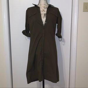 Merona Brown Dress